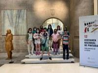 Nueva visita del Colegio Las Gaunas de Logroño