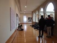 Últimas visitas concertadas a la exposición temporal de pintura del Parlamento de La Rioja