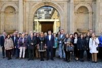 Visita de alumnos de la Universidad de la Experiencia de Valladolid