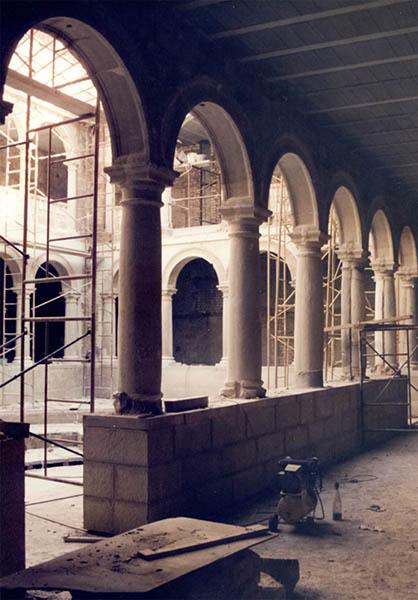 PLR Obras de remodelación de la antigua fábrica de tabacos